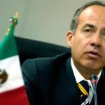 """Felipe Calderón: """"El principal reto para México es establecer el estado de derecho"""""""