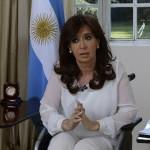 Bloque Internacional: Cristina Fernández sembró sospechas sobre Diego Lagomarsino