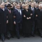 Bloque Internacional: Histórica manifestación por victimas de atentado en París