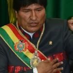 Evo Morales presenta libro que respalda la demanda marítima
