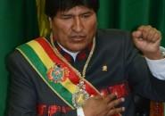 Evo Morales reelectro como presidente de Bolivia