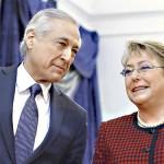 Presidenta Bachelet se reúne con embajadores de Chile en Latinoamérica para difundir posición ante demanda boliviana
