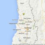 Sismo de mediana intensidad se registra en la Región Metropolitana