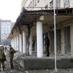 Varios muertos deja ataque a hospital en Ucrania