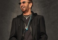 Ringo Starr photographed by Rob Shanahan for media and promotional usage.