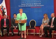 Bachelet Consejo Asesor