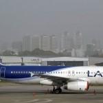 Argentina suspende vuelos LAN por conflicto gremial