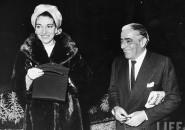 Maria Callas y Aristoteles Onassis