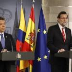 Presidente Maduro agradece a Santos y Rajoy por decir que no admitirán un complot contra su Gobierno
