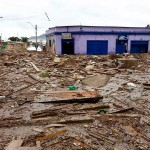 Catástrofe en el norte del país