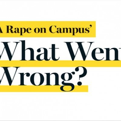 A rape on campus