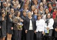 Bachelet carrera docente