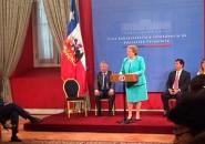 Bachelet subsecretaria educación parvularia