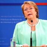 """Presidenta Bachelet indicó que se establecerá """"una sanción directa"""" a quienes no cumplan la ley electoral"""