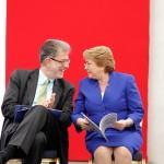 Edición 13 horas: Bachelet recibe Informe Engel