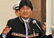 Evo Morales demanda marítima