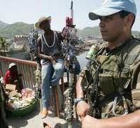Muere funcionario de la Armada en Haití