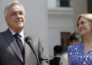 Piñera financia a Matthei