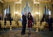 Putin y Cristina k