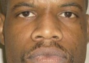 Death row inmate Clayton Lockett in a picture from the Oklahoma Department of Corrections