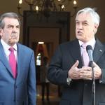 Ex presidentes Frei y Piñera emplazan a Bolivia a que establezca si respetará fallo de La Haya
