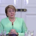 La entrevista de la Presidenta Bachelet