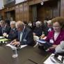 Alegatos en corte de La Haya por demanda marítima de Bolivia