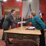Los gestos de Bachelet