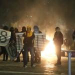 """Presidenta Bachelet condena """"categóricamente"""" vandalismo en marchas estudiantiles"""