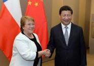 Bachelet China