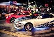 rápido y furioso autos