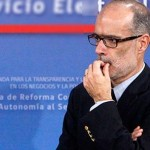 """Ministro Valdés indica que el gobierno """"no hará una reforma a la reforma tributaria"""""""