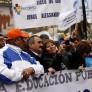 Marcha del Colegio de Profesores