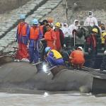 Hasta el momento se han recuperado 75 cuerpos de víctimas del naufragio en China