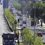 Por emergencia ambiental se cursaron 307 infracciones a automovilistas