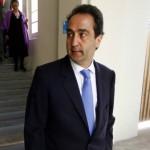 Tribunal ordenó arresto domiciliario nocturno, arraigo nacional y firma mensual para Pablo Zalaquett