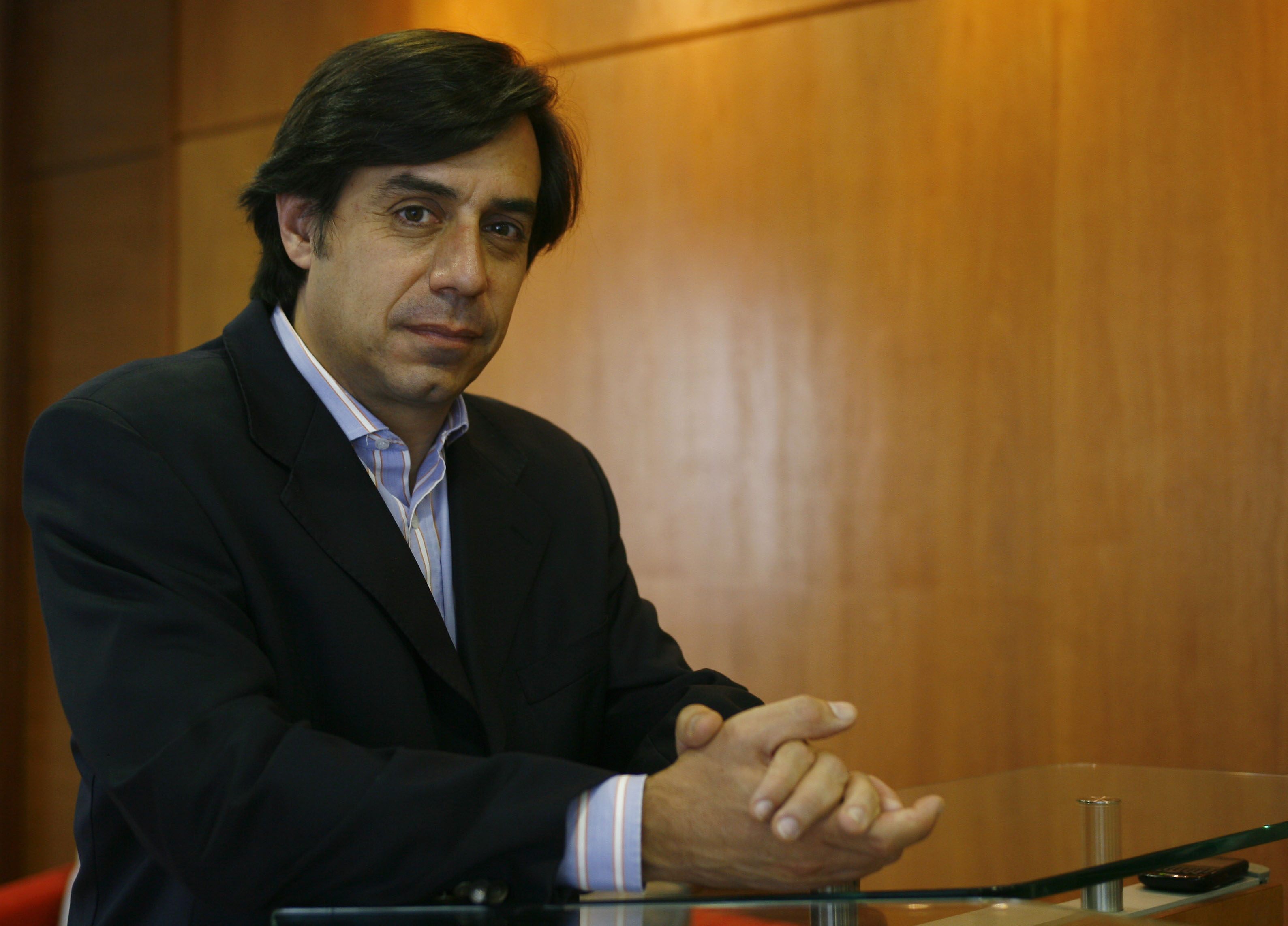Guillermo Larraín y reforma de pensiones