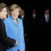 Merkel Rousseff