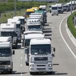 Camioneros protestarán conduciendo desde La Araucanía a Santiago