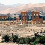 Estado Islámico destruye parte del templo más importante de Palmira en Siria