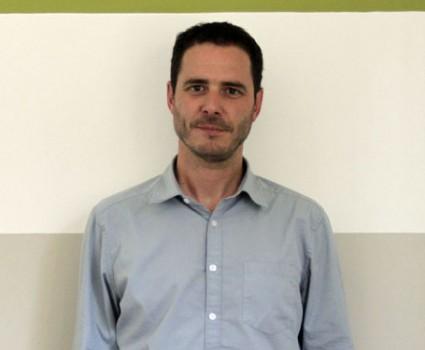 El nuevo presidente de Evopoli, Hernán Larraín Matte,.