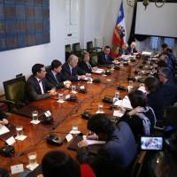 Presidenta de la Republica encabezo el Consejo de Gabinete