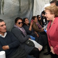Bachelet coquimbo