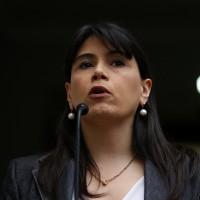 Ministra de Justicia se refirio al Paro del Registro Civil