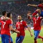 La Roja venció a Perú en el Clásico de Pacífico
