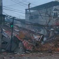explosión en Rio