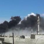 Rusia bombardea territorio sirio y se eleva tensión con EE.UU.