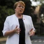 Presidenta Bachelet recibió con pesar la muerte de chilenos en los atentados de Paris