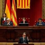 Bloque Internacional: España frenó en la Justicia la declaración de independencia de Cataluña