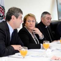 Bachelet en La Araucanía